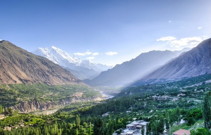 Hunza Valley HDR