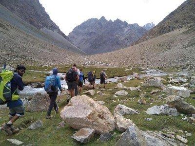 Shimshal trek